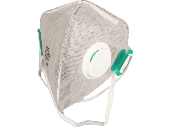 Vertical Fold Mask: CE Qualified